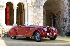 Delahaye 135 MS Cabriolet 1939.
