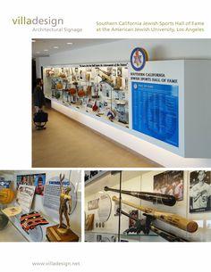 Southern California Jewish Sports Hall of Fame permanent exhibit at American Jewish University   Arturo Villa   Pulse   LinkedIn