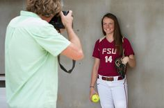 Ellie Cooper on scholarship playing for the Florida State Seminoles - Florida State Seminoles, Kiwi, Women, Women's