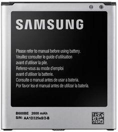 Samsung EB-B600BEBE стандартный аккумулятор для S4  — 1517 руб. —  Стандартный литий-ионный аккумулятор Samsung EB-B600BEBE подарит множество часов телефонного общения. Благодаря компактности устройства всегда можно носить его с собой, чтобы заменять им севший аккумулятор вашего смартфона.