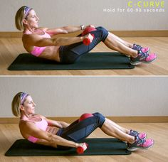 Traditional core exercises, like crunches or bicycle, are great for sculpting your upper abdominals and obliques. But they barely touch those pesky lower abs, making toning this trouble spot quite a challenge for most of us. If you want to really flatten and sculpt your belly, you have to make sure you're hitting every last inch of those hidden muscles. The key? Put your legs and your brain into it! Anytime you move your legs, you're working your lower abdomen, since they're connected to the…