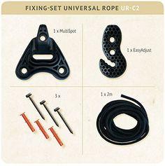 Universal Rope Aufhängung