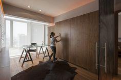 Перегородка в комнате, перегородки для зонирования, перегородки для зонирования пространства в комнате, зонирование, зонирование гостиной и спальни