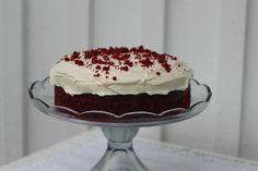 Red Velvet Cake - Passion For baking Red Velvet Kake, Velvet Cake, Cake Recipes, Dessert Recipes, Red Cake, Cake & Co, Red Food Coloring, Unsweetened Cocoa, Cake Batter