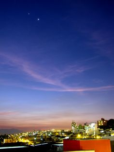 Venus and Jupiter with northern lights included Wonderful Places, Great Places, Amazing Places, Travel Around The World, Around The Worlds, Colombian Culture, Latin America, Capital City, The Good Place