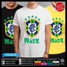 Baju Piala Dunia Rusia 2018 Brazil