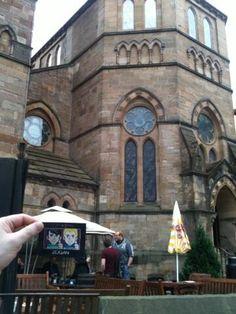 EEEP! @ StreetSpiritPic brought ZOGAN to Oran Mor in Glasgow!