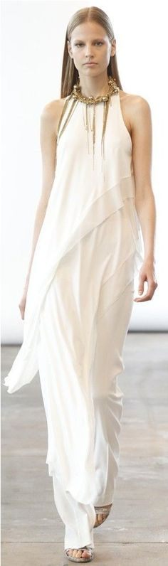 Donna Karan Resort 2014 | The House of Beccaria#