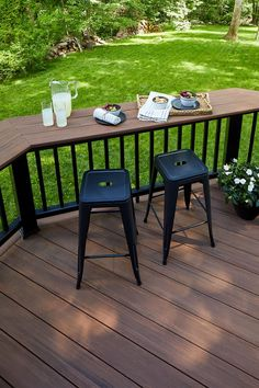 See your dream deck in 3D with the help of our Deck Design tool. Garden Yard Ideas, Backyard Projects, Outdoor Projects, Patio Ideas, Backyard Ideas, Deck Design Tool, Patio Design, Backyard Picnic, Backyard Landscaping