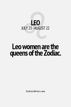 Leo Horoscope on We Heart It