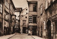 100 Places You Need to Visit: Prague, Czech Republic Vintage Pictures, Old Pictures, Old Photos, Pont Charles, Art Nouveau, Jewish Ghetto, Visit Prague, Central And Eastern Europe, Historia