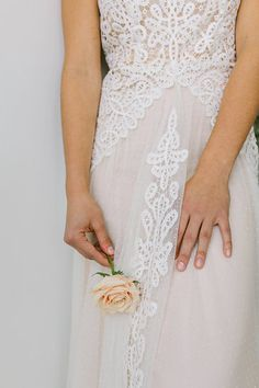 Keeper of my heart dress from Abigail of Gardenia collection