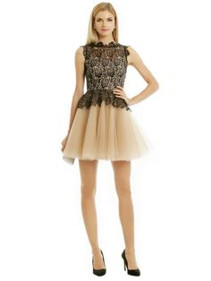 Lace-y  With Ballerina Skirt