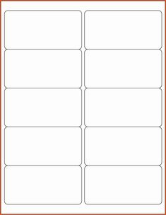 Free Avery® Templates Shipping Label, 10 per sheet
