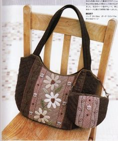 Collection of quilted bags