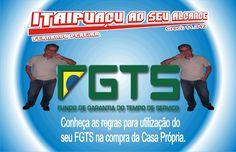 Itaipuaçu ao Seu Alcance: Conheça as regras para utilização do seu FGTS na c...