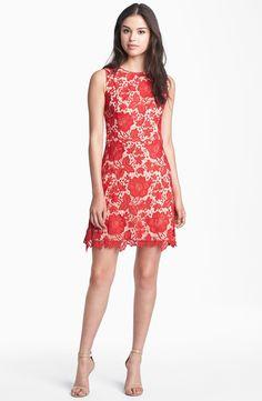 Lace A-Line Dress  I think #Kyra Sedgwick has this dress.