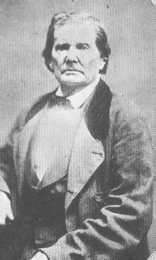 Thomas Lincoln was an American farmer, carpenter and father of President Abraham Lincoln. Although Thomas descends from colonial Puritans and Quakers, he was a staunch Baptist.  Born: January 6, 1778, Rockingham County, VA Died: January 17, 1851, Coles County, IL