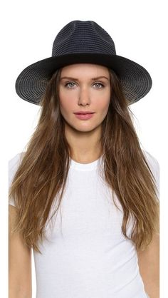 Madewell Pieced Straw Hat