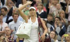 Professional Tennis Players, Maria Sharapova, Sexy