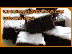 Chokoladekage uden æg – Det er lige før det er for meget af det gode, men jeg måtte prøve den nye opskrift på chokoladekage som jeg har fået af en kollega. Hold da op hvor… Piece Of Cakes, Food And Drink, Chocolate Cakes, Candy, Brownies, Velvet, Cake Brownies, Bolo De Chocolate, Chocolate Cake
