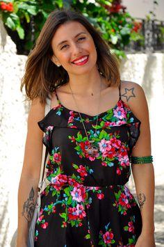 Verão florido de Carol Burgo