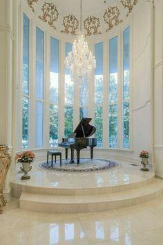 Luxury House Plans, Luxury Homes Dream Houses, Luxury Homes Interior, Home Interior Design, Interior Ideas, Dream House Interior, Luxury Rooms, Design Interiors, Luxurious Bedrooms