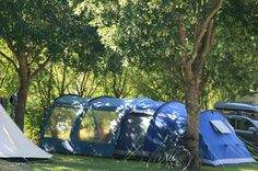 Camping la Cascade 3 stars NN in Meyrueis in southern Lozère - Causses Cévennes territory