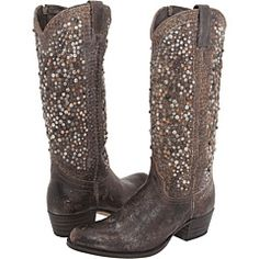 sparkly cowgirl boots