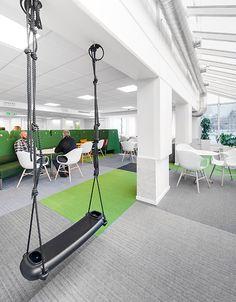 Microsoft HQ in Stockholm, Sweden