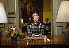 HM The Queen of Denmark's New Year's Speech 2001