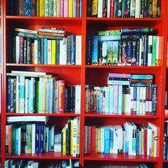 "21 Likes, 1 Comments - Dana Al-Basha | دانة الباشا (@mrsdanaalbasha) on Instagram: ""I can't sit here and not take a photo!!! #myfavorite #mybooks #bookshelves #bookshelfie #shelfie…"""