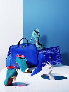 Prop stylist and set designer Linnea Apelqvist for Russian Tatler Magazine.
