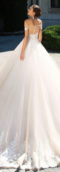 Wedding Dress by Milla Nova White Desire 2017 Bridal Collection - Kler