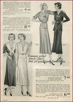 Catalog Sunday 1932