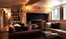 10 Cosy hotels: The Wheatsheaf, Combe Hay, Somerset Somerset Hotel, Pub Decor, Home Decor, Pub Interior, Gastro Pubs, Light Colored Wood, British Pub, Open Fireplace, Best Hotel Deals