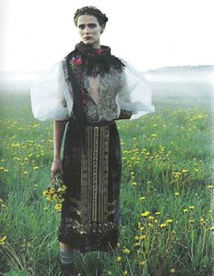 Let´s Sunday: Russian Fashion