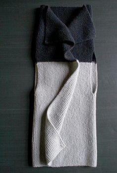 Sideways Garter Vest | Purl Soho - Create