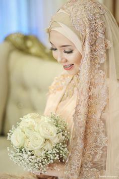 Nia & Fifin Wedding by LAKSMI - Kebaya Muslimah & Islamic Wedding Service - 013
