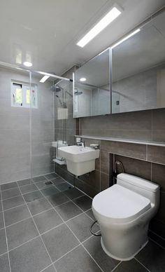 완주 황운리: 코원하우스의 화장실