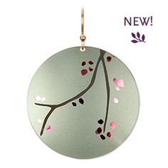 A hanging haiku,   these earrings exude beauty  with simplicity.     Holly Yashi $58.00