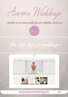 Clientii tai la un click distanta! Inscrie-ti produsele si/sau serviciile pe platforma Aurora Weddings,  iar noi iti oferim 2 luni gratuite pe www.auroraweddings.eu!