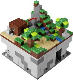 Minecraft Lego set due this summer, pre-orders begin at $34.99 | The Verge