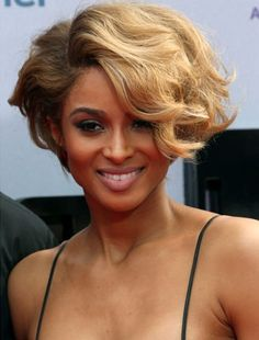 Ciara Bob Hairstyle On Wendy Williams Show Google Search