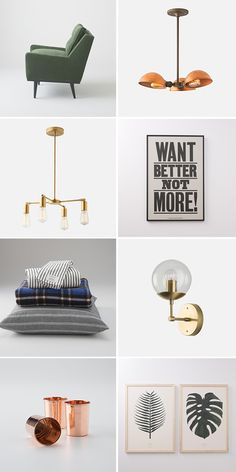 New Fall Collection from Schoolhouse Electric / sfgirlbybay / Fall Collection, Schoolhouse Electric, Tiny Apartments, Interior Decorating, Interior Design, Decoration, Interior Inspiration, Living Spaces, Living Room