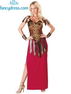 I did not get to see the film Gladiator, but I may have made more effort if they looked like this! Gorgeous gladiator costume: http://www.fancydress.com/costumes/Gorgeous-Gladiator--/0~4334923~12