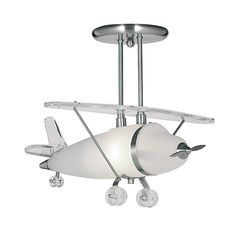 Found it at Wayfair.co.uk - Novelty 1 Light Semi Flush Light
