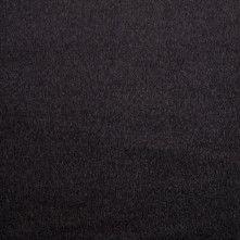 Theory Velvety Heathered Charcoal Virgin Wool Coating