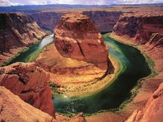 The Grand Canyon is the second largest canyon in the world.