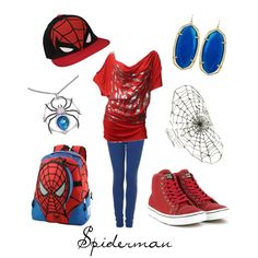 Spiderman, cute, casual, and comfortable It can pass the 3 C's test and has spiderman